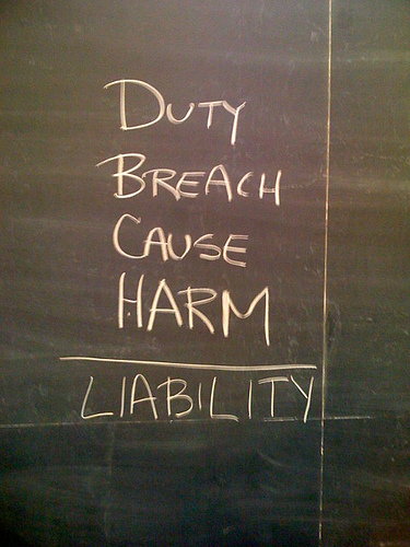 What Does Liability Mean in a Personal Injury Case?