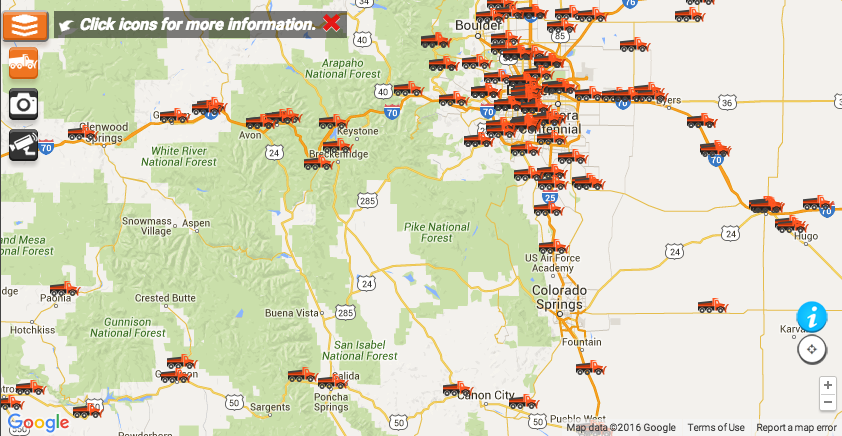 CDOT's New Snow Plow Monitoring System Adds to Driving Safety