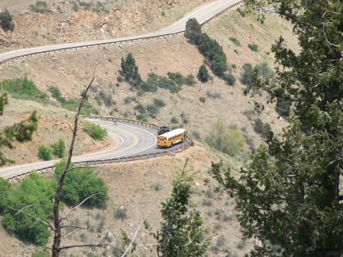 Study: Colorado Has Two School Bus Crashes a Day