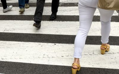 Drivers and Walkers to Blame for Increased Pedestrian Accident Fatalities