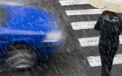 Making Pedestrian Safety a Priority