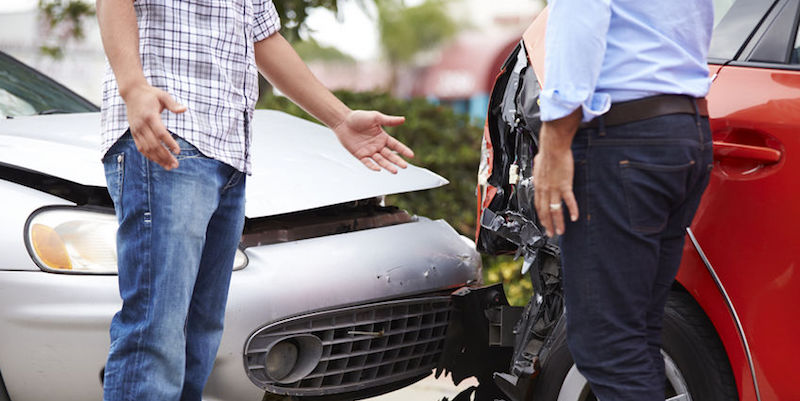 Who Determines Fault for a Colorado Auto Accident